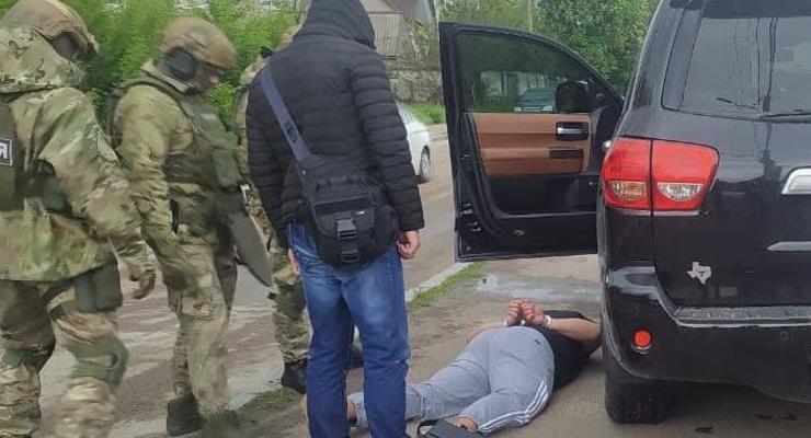 В Житомире задержали банду вымогателей