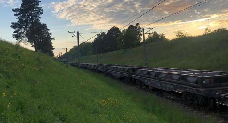 На Львовщине поезд сбил насмерть женщину в наушниках