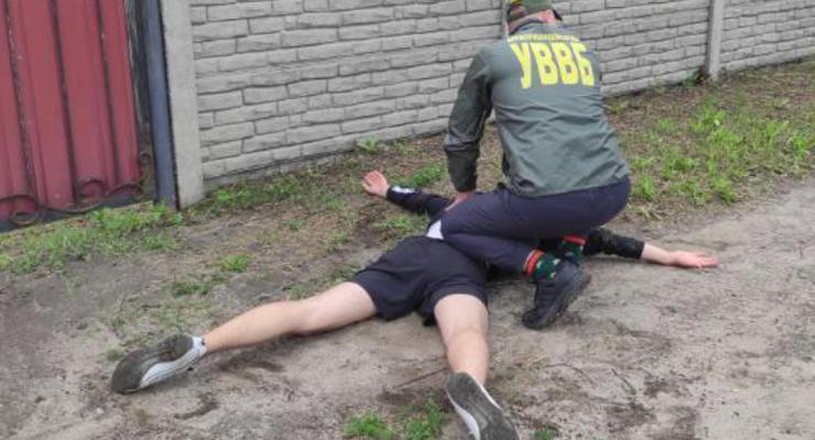 Двух пограничников подозревают в сбыте амфетамина