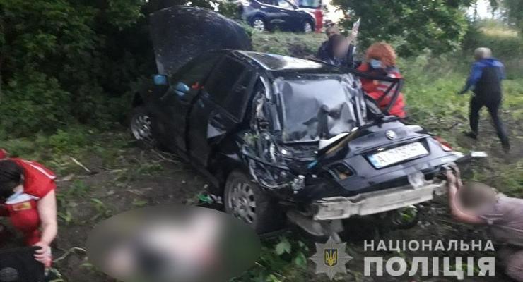 Смертельное ДТП под Киевом: 12-летний мальчик умер в свой день рождения