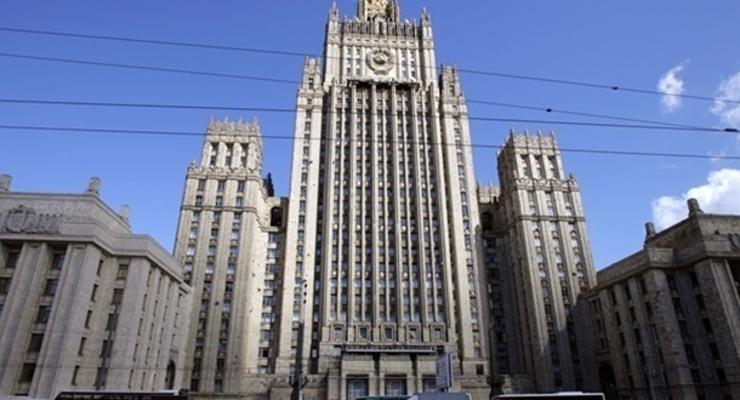 Дипломатам США запретили свободно перемещаться по России