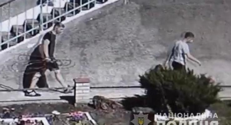 На Виннитчине подростки украли из COVID-больницы трубу для кислорода