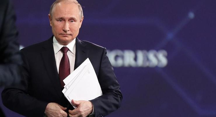 Путин сравнил двух последних президентов США