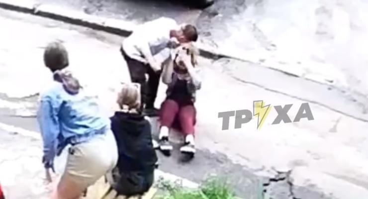 """В Харькове парень со """"звериной жестокостью"""" избил девушку"""
