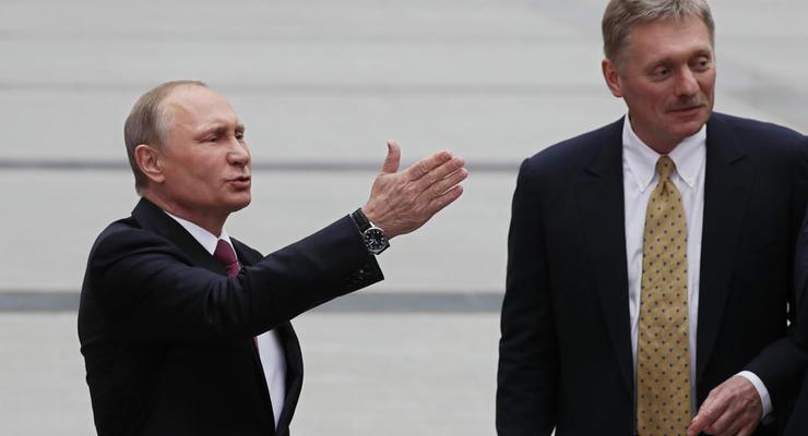 Путин не будет обсуждать Навального с Байденом, - Кремль