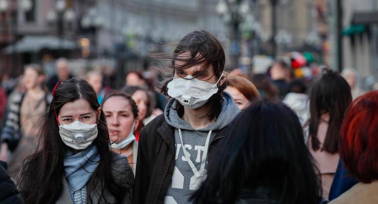 В Украине за день выявили  857 новых случаев COVID