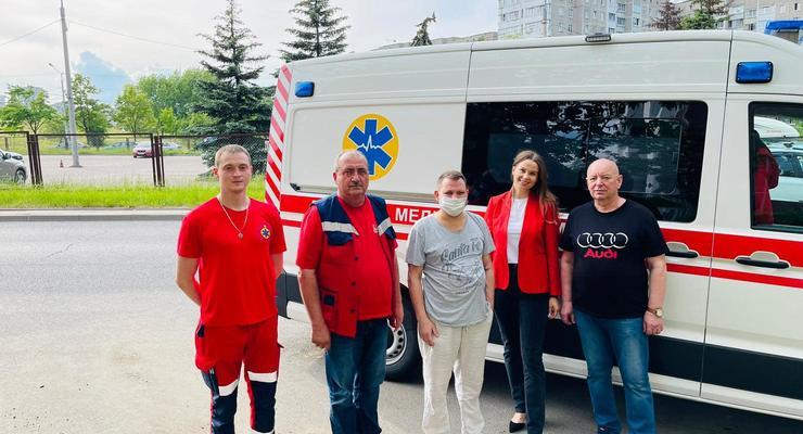 Украинские власти вернули из Беларуси пятерых пациентов