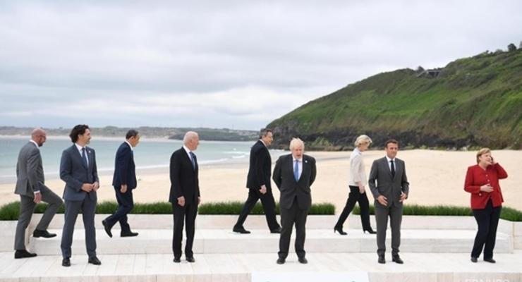 G7 определила 6 приоритетов для развития мира