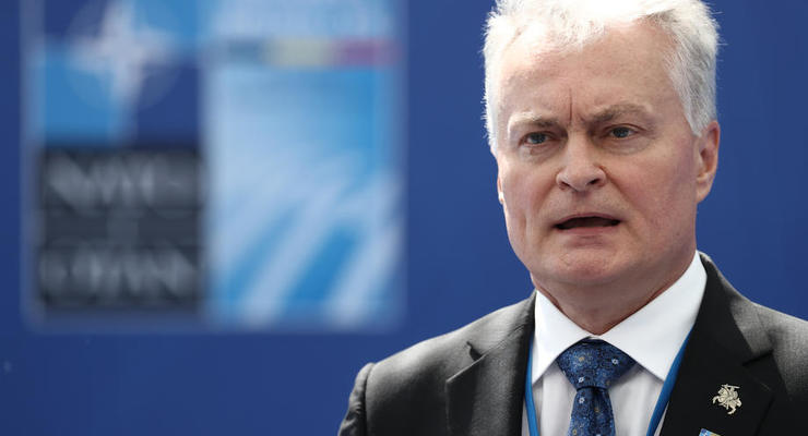 """Президент Литвы об Украине в НАТО: """"Обещания должны сохраняться"""""""