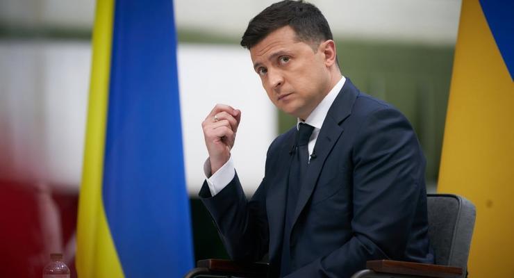 """НАТО следует поддержать Украину """"конкретными действиями"""", - Зеленский"""
