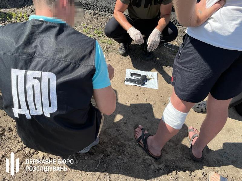 Место происшествия / dbr.gov.ua