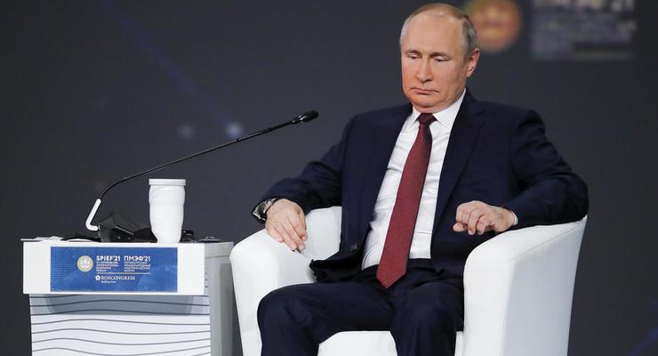 Путин высказался о приемнике и уходе с поста главы РФ