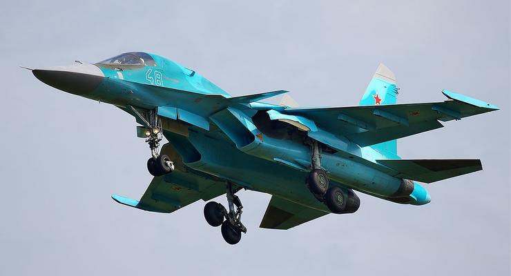 Самолеты РФ отрабатывают ракетно-бомбовые удары у границ Украины
