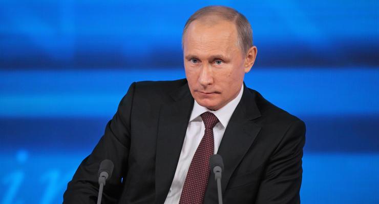 Путин заявил об американских войсках у границ с Россией