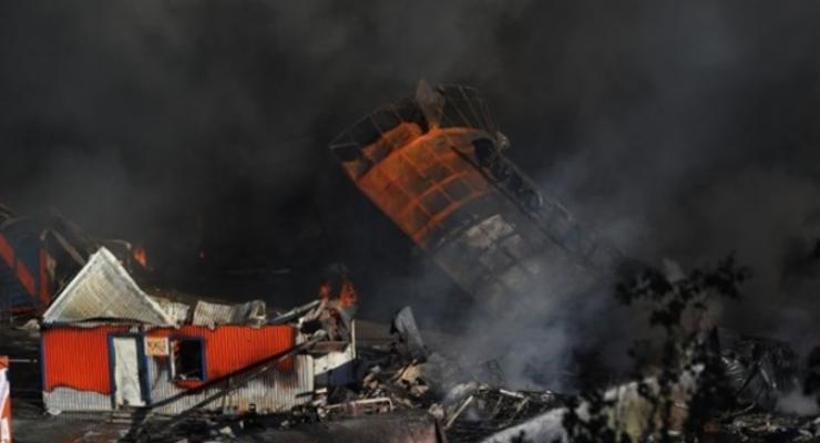 Число пострадавших при взрыве в Новосибирске увеличилось до 35