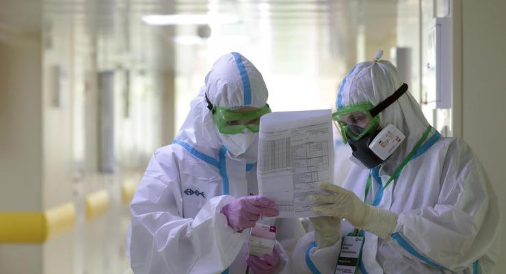 В Украине за день выявили 1 014 новых случаев COVID