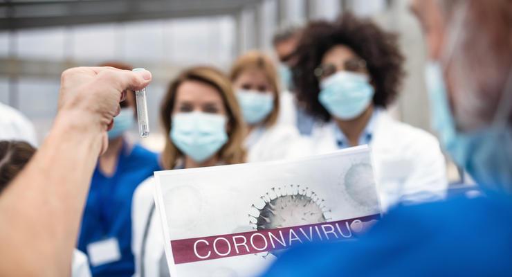 В НАН прогнозируют новую волну коронавируса из России