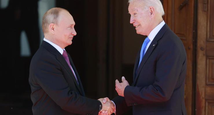 У Путина допустили участие США в переговорах по Донбассу