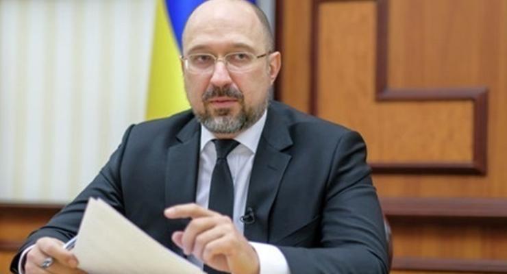 Шмыгаль обжаловал в суде требование НАПК по Витренко