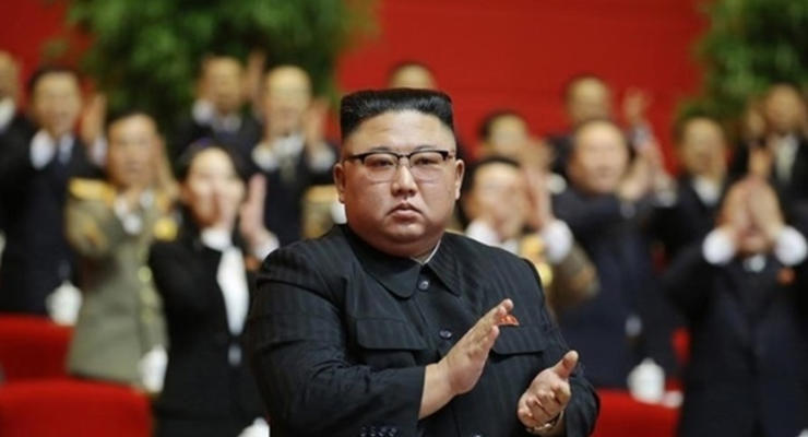 Ким Чен Ын заявил, что КНДР грозит голод