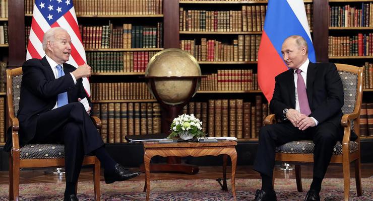 Итоги 16 июня: Встреча Байдена с Путиным и подготовка Украины к НАТО