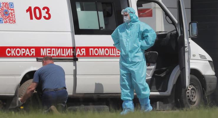 В Москве абсолютный рекорд заболеваемости COVID