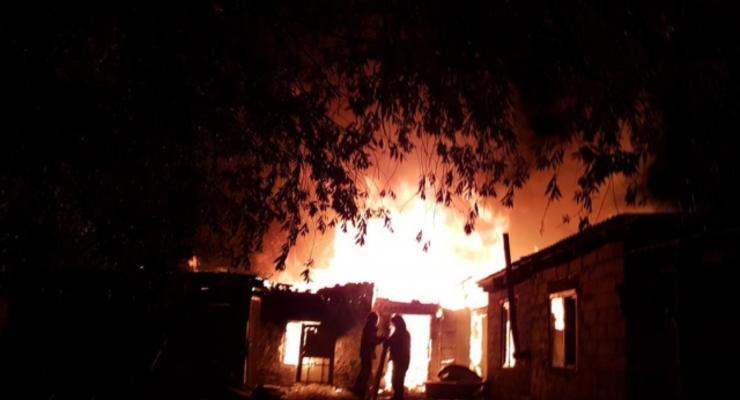 Без домов остались 5 семей: Подробности масшабного пожара в Ужгороде