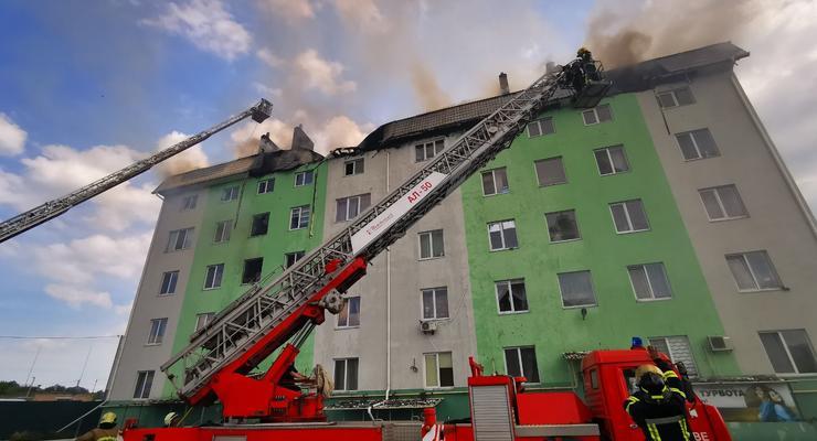 Взрыв в пятиэтажке под Киевом: Зеленский требует выяснить причины