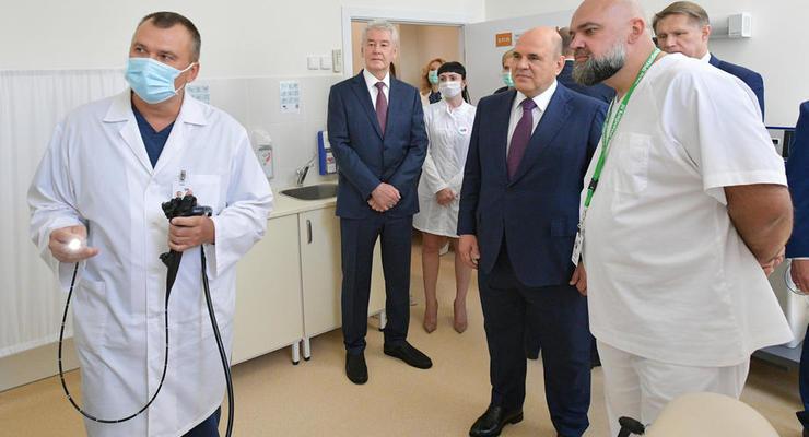 В Москве абсолютный рекорд смертей от COVID-19