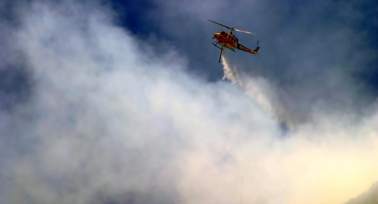 В Украине на три дня объявили чрезвычайный уровень пожароопасности