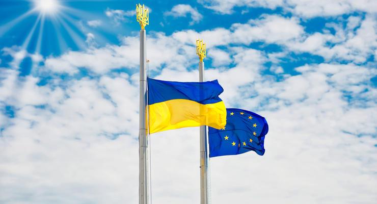 Соглашение об ассоциации Украины с ЕС выполнено на 54%