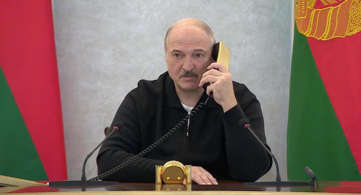 """""""Мерзавцы"""": Лукашенко отреагировал на санкции ЕС"""