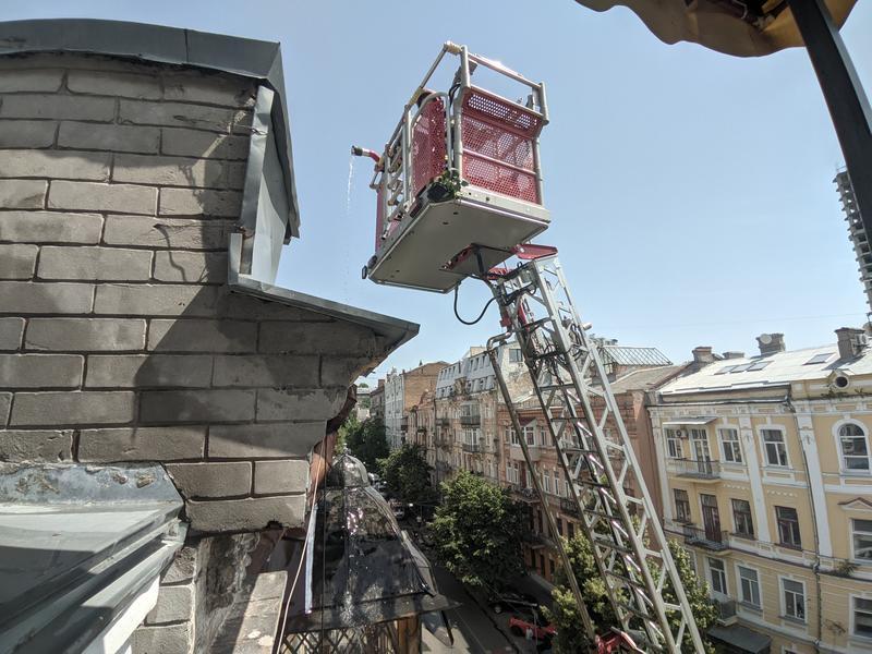 Фото с места происшествия / dsns.gov.ua
