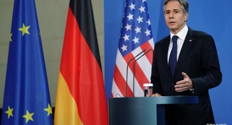 Германия и США готовят соглашения по Севпотоку-2