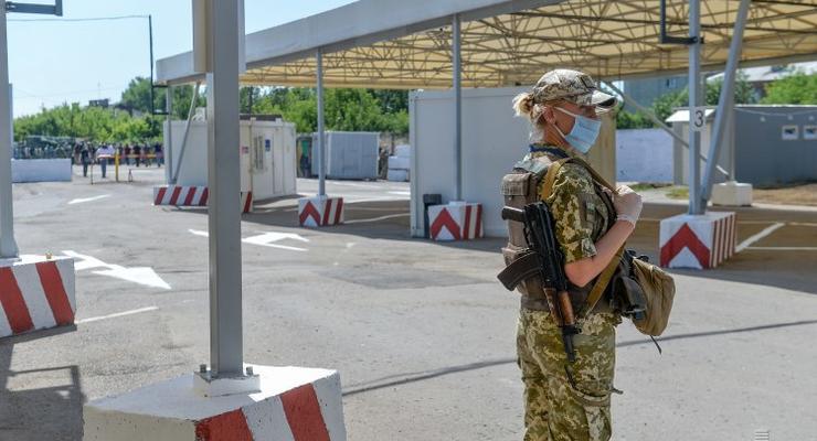 Рада отменила штрафы за выезд из ОРДЛО через Россию