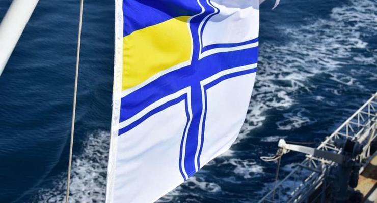 В Украине сегодня отмечают День военно-морского флота