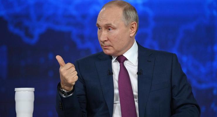 """Путин заявил, что """"Киеву Донбасс просто не нужен"""""""