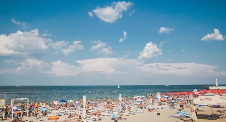 Морская вода в Затоке не соответствует гигиеническим требованиям – МОЗ