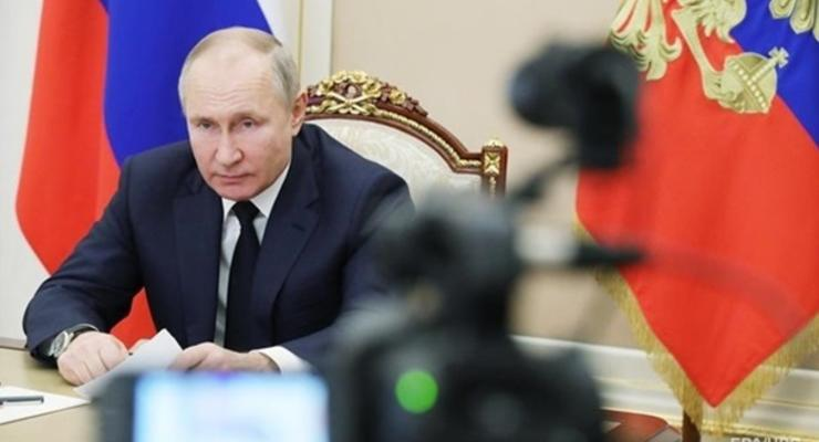 Путин заявил, что РФ справилась с коронакризисом