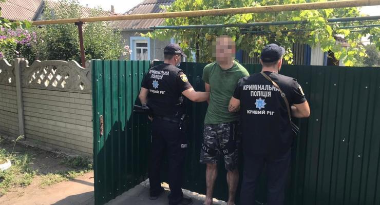 В Кривом Роге задержали сбежавшего пациента психбольницы, который убил медбрата
