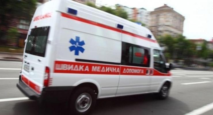 Во Львове спасли 2-летнюю девочку, выпившую средство для мытья духовки