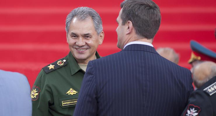 Министр обороны РФ не явился на допрос в СБУ
