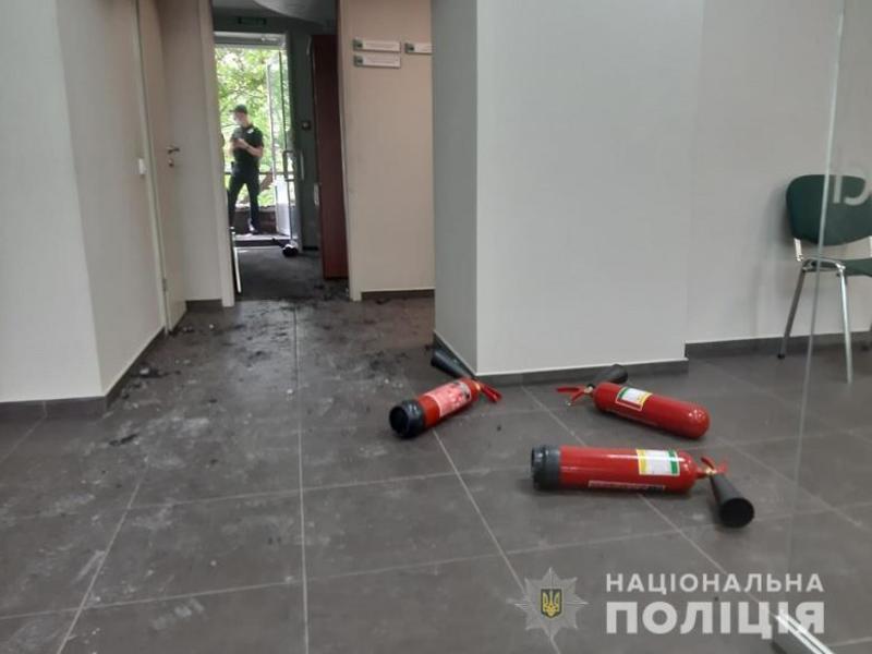 Место происшествия / npu.gov.ua