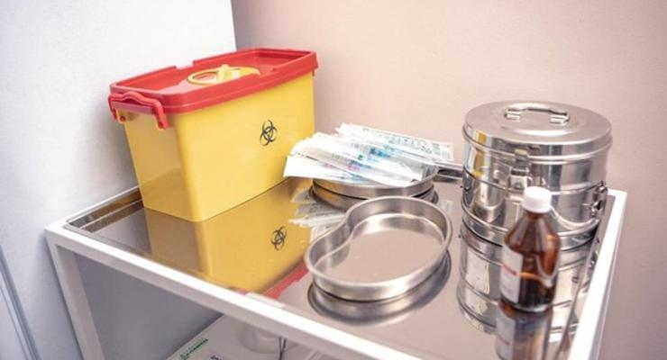 Почти половина пунктов вакцинации в Украине не работает - Ляшко
