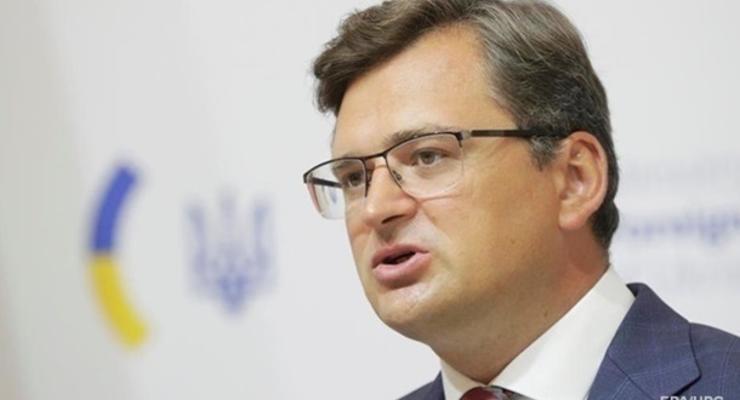 Кулеба заявил, что СП-2 угрожает безопасности Украины