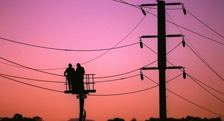 В Украине остаются без света 99 населенных пунктов
