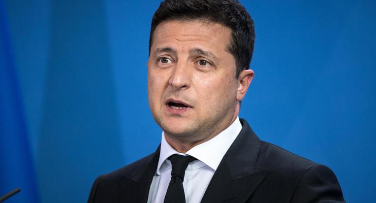 Конгресс США просит Байдена перенести визит Зеленского