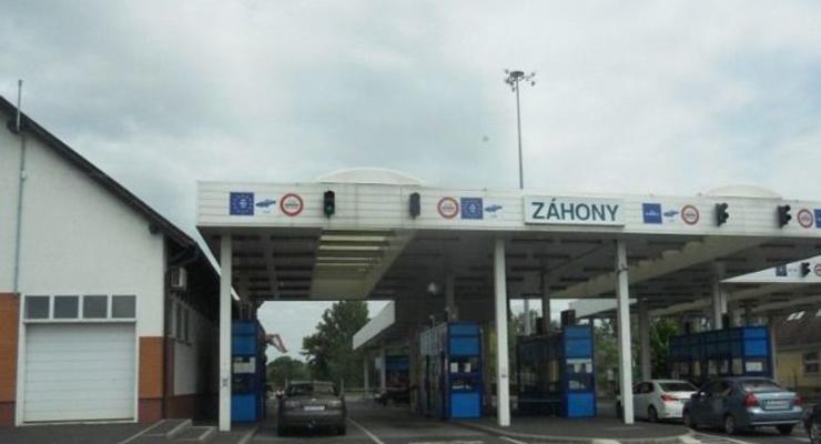 На Закарпатье испанец с эквадорским паспортом пытался попасть в Венгрию