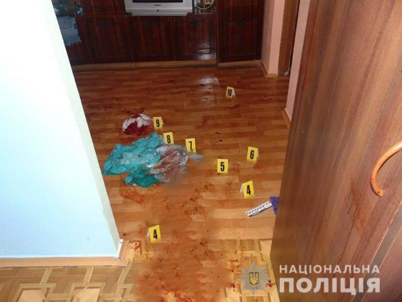 Место происшествия / kyiv.npu.gov.ua
