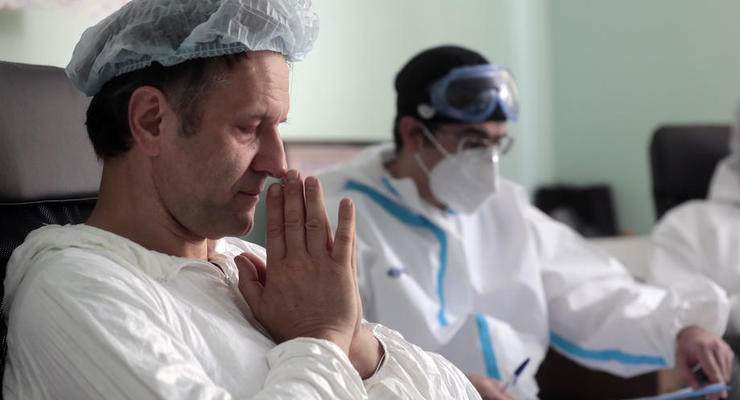"""В Александровской больнице первичное тестирование выявило 6 случаев штамма """"Дельта"""""""